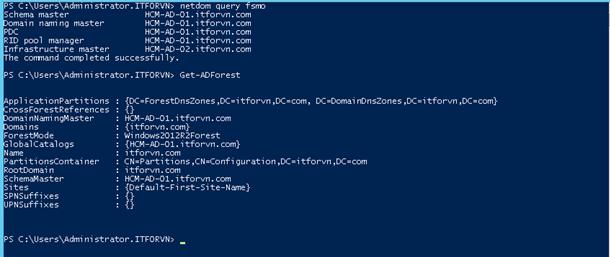 1 18 - Khôi phục Active Directory trong Windows 2012