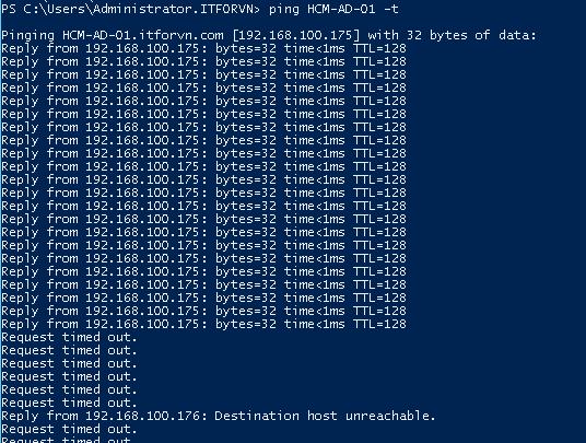 1 4 - Khôi phục Active Directory trong Windows 2012
