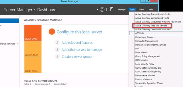 1 7 - Khôi phục Active Directory trong Windows 2012