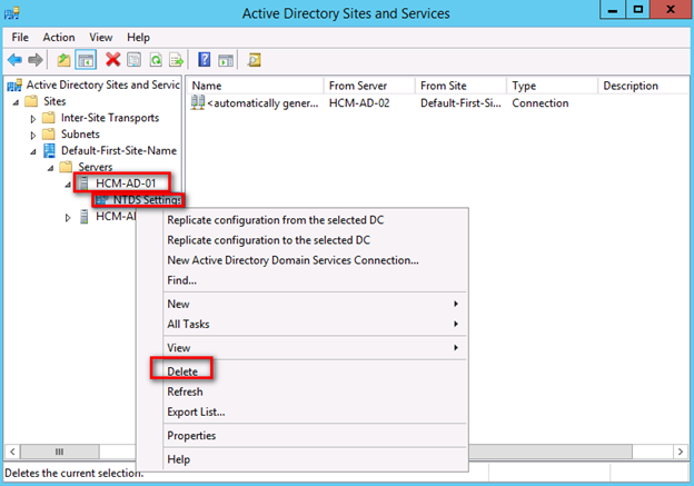1 8 - Khôi phục Active Directory trong Windows 2012