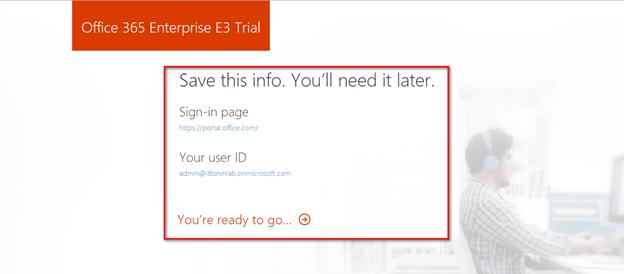 a 5 - Cấu hình office 365 từ [A - Z] - part 1 - đăng ký thử nghiệm gói E3 và Tùy biến domain trong Office 365