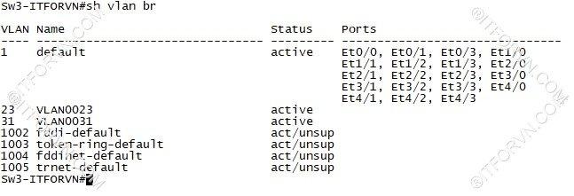 ITFORVN.COM New0123image12 Tự Học CCNA Lab 3: Cấu hình VLAN, Trunking, VTP Tự Học ccna ccna