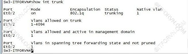 ITFORVN.COM New0130image4 Tự Học CCNA Lab 3: Cấu hình VLAN, Trunking, VTP Tự Học ccna ccna
