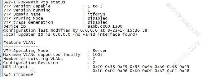 ITFORVN.COM New0133image7 Tự Học CCNA Lab 3: Cấu hình VLAN, Trunking, VTP Tự Học ccna ccna