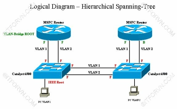 ITFORVN.COM New0147Spanning-Tree-và-cach-thuc-hoat-dong-1 Tự Học CCNA Bài 7: Giao thức Spanning Tree (STP)