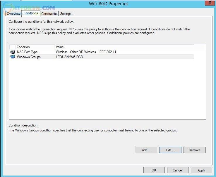 ITFORVN.COM Cau-hinh-Add-thong-so-Called-Station-ID-buoc1- Tính năng MultiSSID trên RADIUS Server