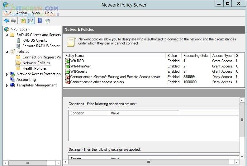 ITFORVN.COM MultiSSID-tren-NPS Tính năng MultiSSID trên RADIUS Server