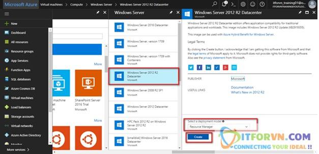 Untitled 14 - Microsoft Azure Toàn Tập - Lab 1: Tạo máy ảo trong Azure với Azure Resource Manager