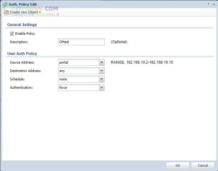 ITFORVN.COM H20-Cấu-hình-Captive-Portal Cấu hình Wireless Controller Zyxel  Phần 2