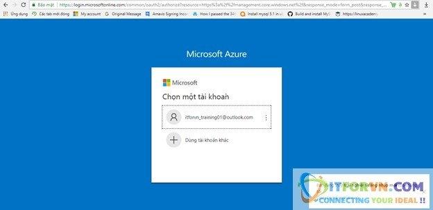 a1 - Microsoft Azure Toàn Tập - Lab 2: Kết nối máy ảo trong Azure với Azure Resource Manager