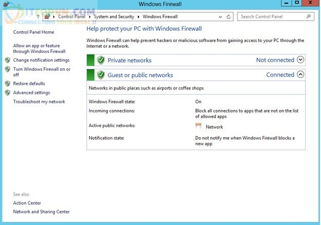 ITFORVN.COM Untitled3 Microsoft Azure Toàn Tập – Lab 3: Cấu Hình Azure Network Security Group – Azure Resource Manager NSG network security group cấu hình azure network azure virtual network azure network security group azure network security