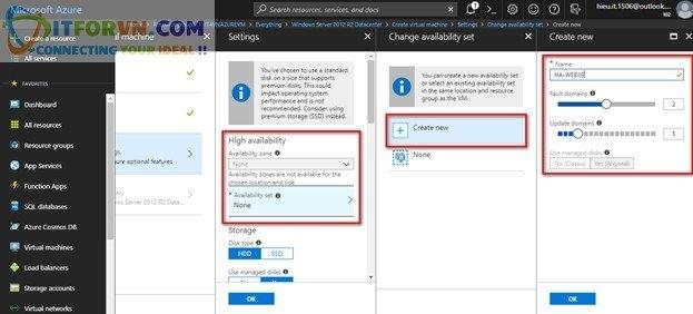 Untitled 1 - Microsoft Azure Toàn Tập – Lab 4: Cấu Hình Cân Bằng Tải Trong Azure với Azure Resource Manager