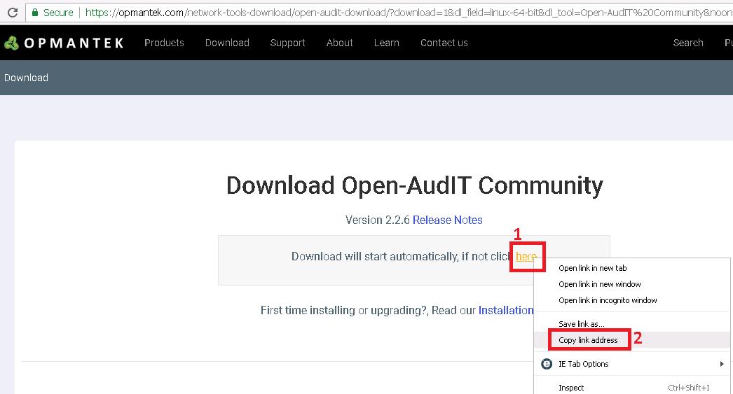 ITFORVN.COM Cai-Dat-Open-Audit-IT-Community-2 Quản Lý Tài Sản IT Toàn Tập – Part2 Cài Đặt OpenAudIT