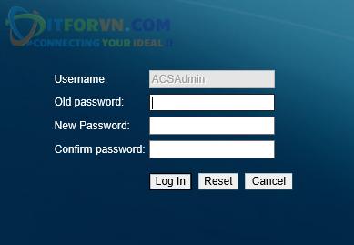 H19.Change Password ACS
