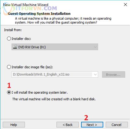 H2.Cài đặt và Crack ACS 5.8 trên WorkStation