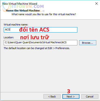 H4.Cài đặt ACS trên WorkStation