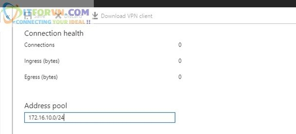 ITFORVN.COM Untitled19 Microsoft Azure Toàn Tập – Lab 5: Cấu hình VPN point to site trên Azure -  Azure Resource Manager vpn point to site vpn point to point vpn azure arm vpn azure point to site vpn azure point to point vpn azure azure vpn