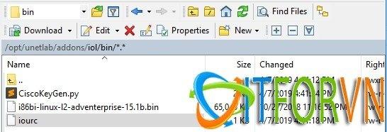 ITFORVN.COM image014 Cách Cài Đặt EVE-NG Trên Máy Ảo Hyper-V Image EVE-NG