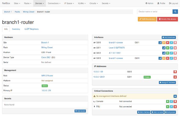 Cài đặt Netbox với docker - ITFORVN COM