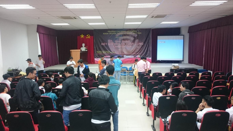 CDVD1 - Sứ Mệnh Hỗ Trợ Sinh Viên IT