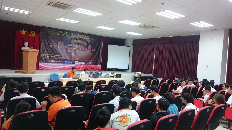 CDVD3 - Sứ Mệnh Hỗ Trợ Sinh Viên IT
