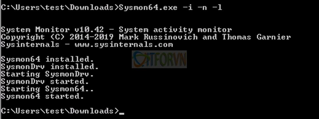 ITFORVN.COM 021120_0742_Sysmon6 Sysmon và Event logs