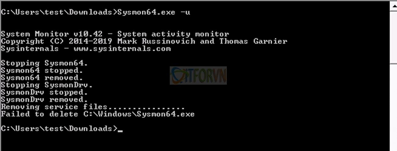 ITFORVN.COM 021120_0742_Sysmon7 Sysmon và Event logs