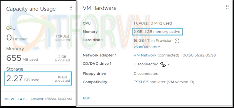 ITFORVN.COM 1.vSAN-Capacity-Reporting-1 VMware vSAN 7 Capacity Reporting improvements
