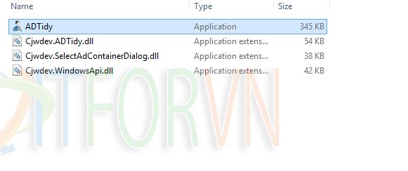 ADTIDY0 - AD Tidy: xác định lần chứng thực cuối cùng của User Domain