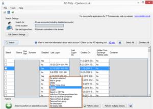 ADTIDY4 - AD Tidy: xác định lần chứng thực cuối cùng của User Domain