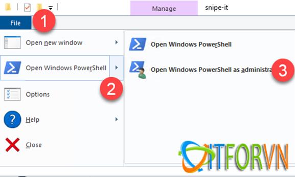 062320 0915 Hngdnci43 - Hướng dẫn cài đặt phần mềm quản lý tài sản Snipe IT trên Windows Server 2016