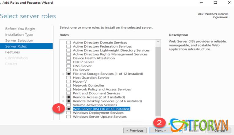 062320 0915 Hngdnci6 - Hướng dẫn cài đặt phần mềm quản lý tài sản Snipe IT trên Windows Server 2016