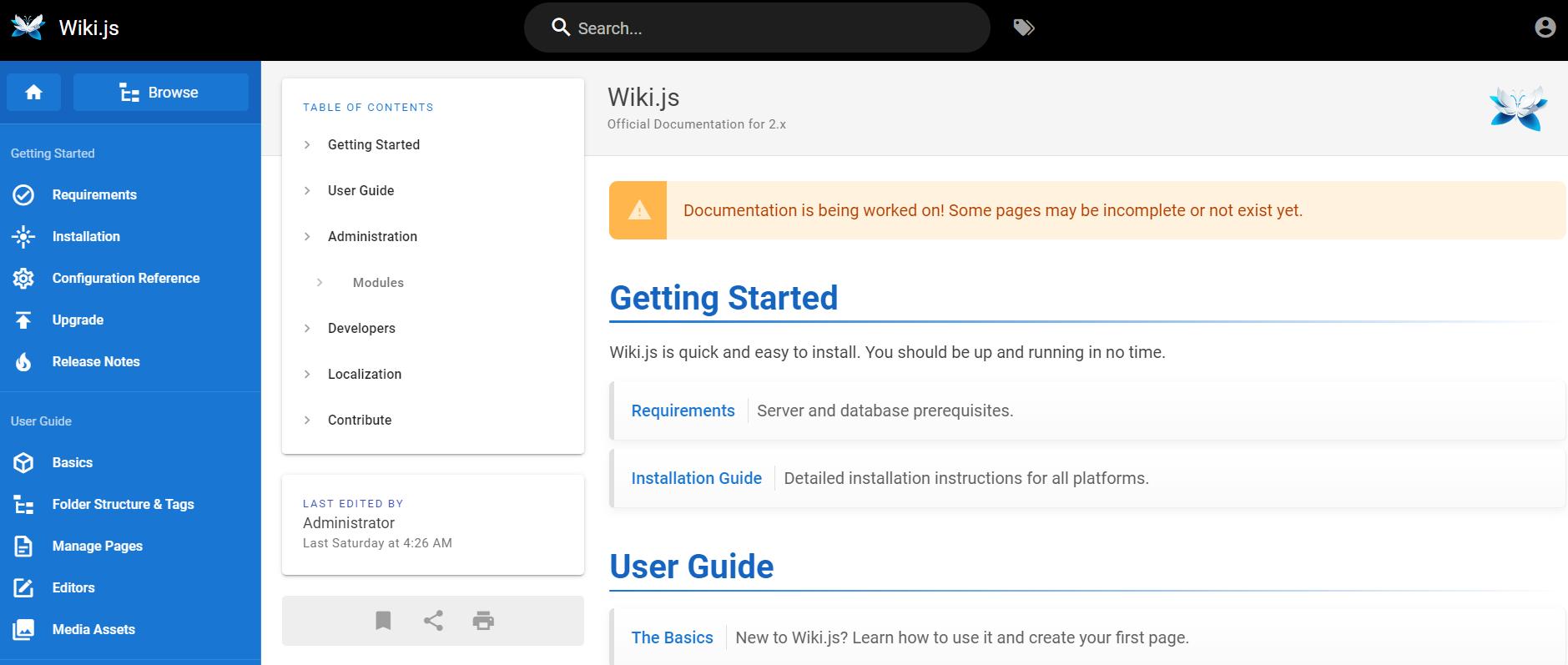 30 - Hướng dẫn cài đặt Wiki JS trên Windows Server 2016 - Google Cloud Platform