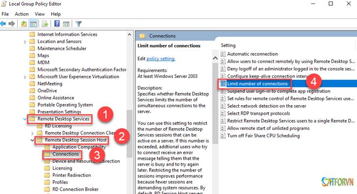 ITFORVN.COM 112020_0831_Hngdncuh12 Cấu hình cho phép nhiều User cùng Remote Desktop vào Windows Sever 2016 Allow Multiple Remote Desktop