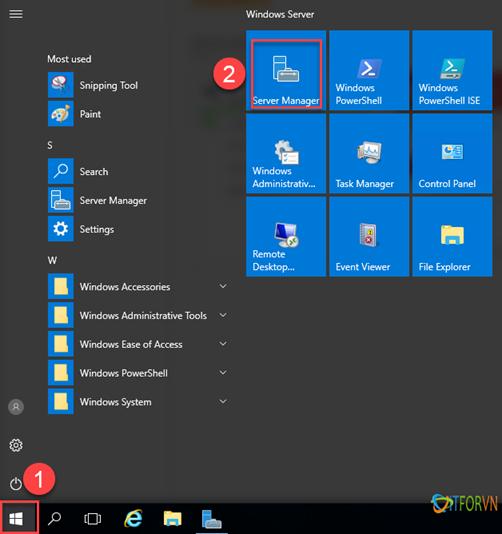 ITFORVN.COM 112020_0831_Hngdncuh16 Cấu hình cho phép nhiều User cùng Remote Desktop vào Windows Sever 2016 Allow Multiple Remote Desktop