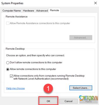 ITFORVN.COM 112020_0831_Hngdncuh9 Cấu hình cho phép nhiều User cùng Remote Desktop vào Windows Sever 2016 Allow Multiple Remote Desktop