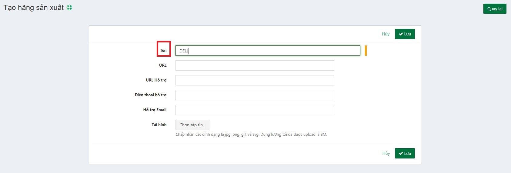 ITFORVN.COM taonhasanxuat SnipeIT – Hướng dẫn sử dụng (P1 – Cơ bản)