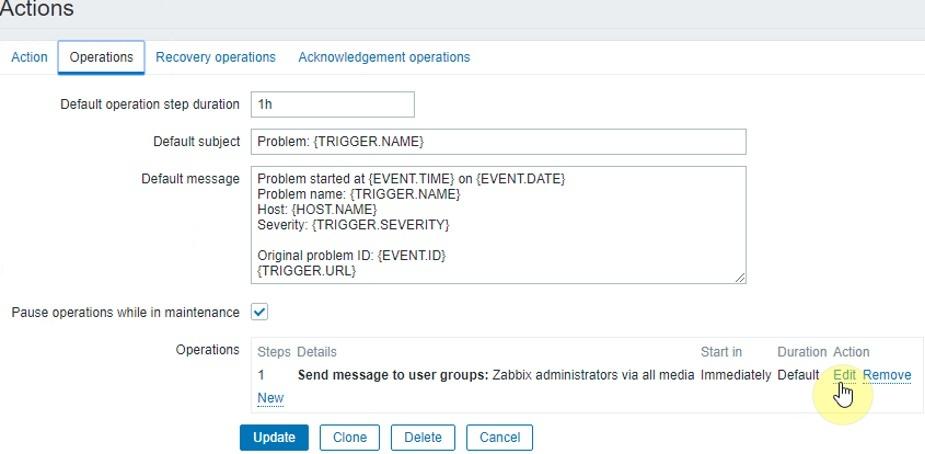 ITFORVN.COM zabbix-6-8 Zabbix monitoring network 6: Mail Alert