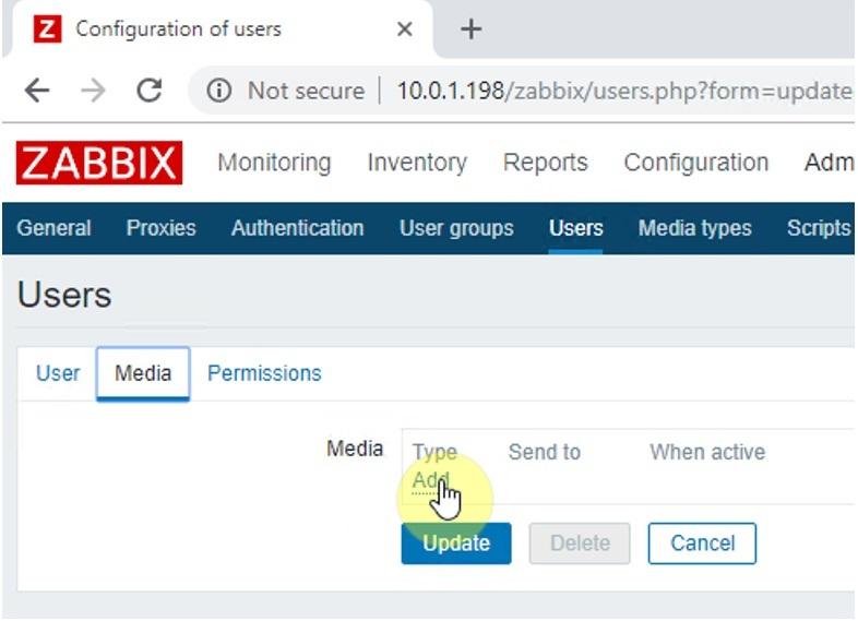 ITFORVN.COM zabbix-7.13 Zabbix monitoring network 7: Mail Alert
