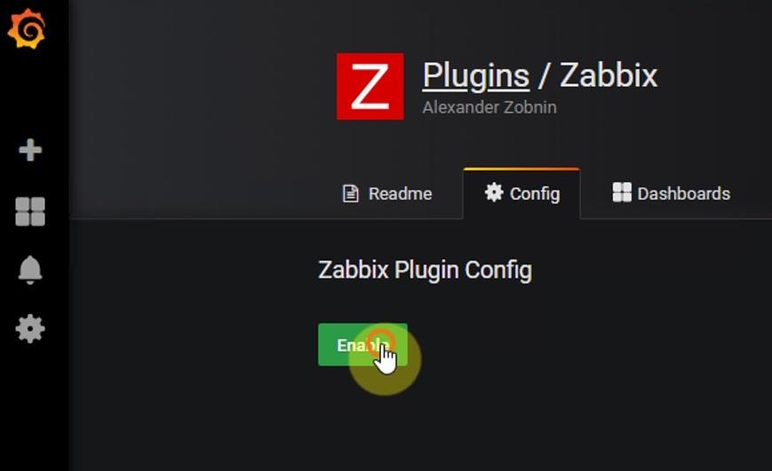 ITFORVN.COM zabbix-8.4 Zabbix monitoring network 8: Zabbix Grafana