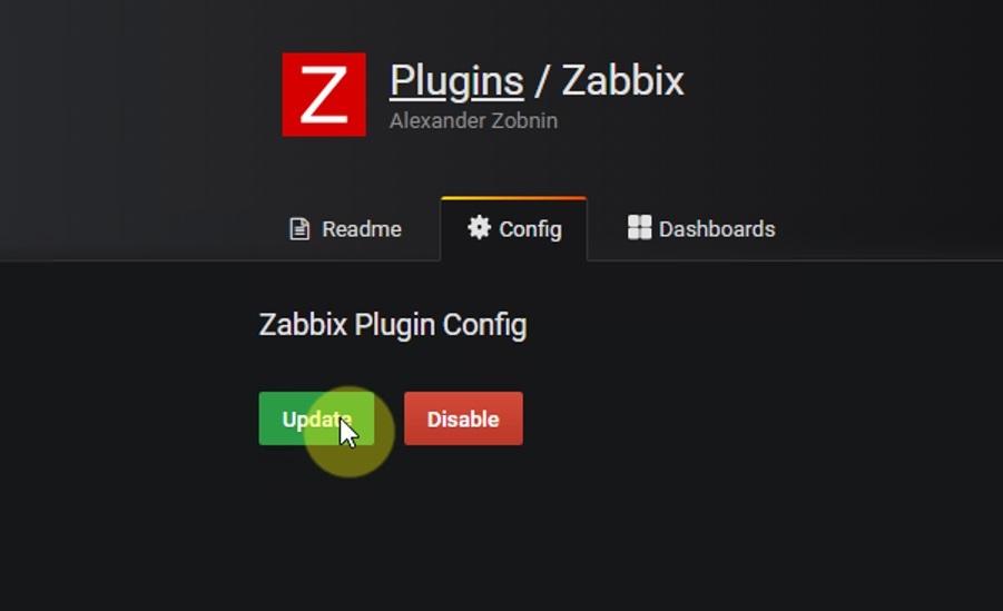 ITFORVN.COM zabbix-8.5 Zabbix monitoring network 8: Zabbix Grafana