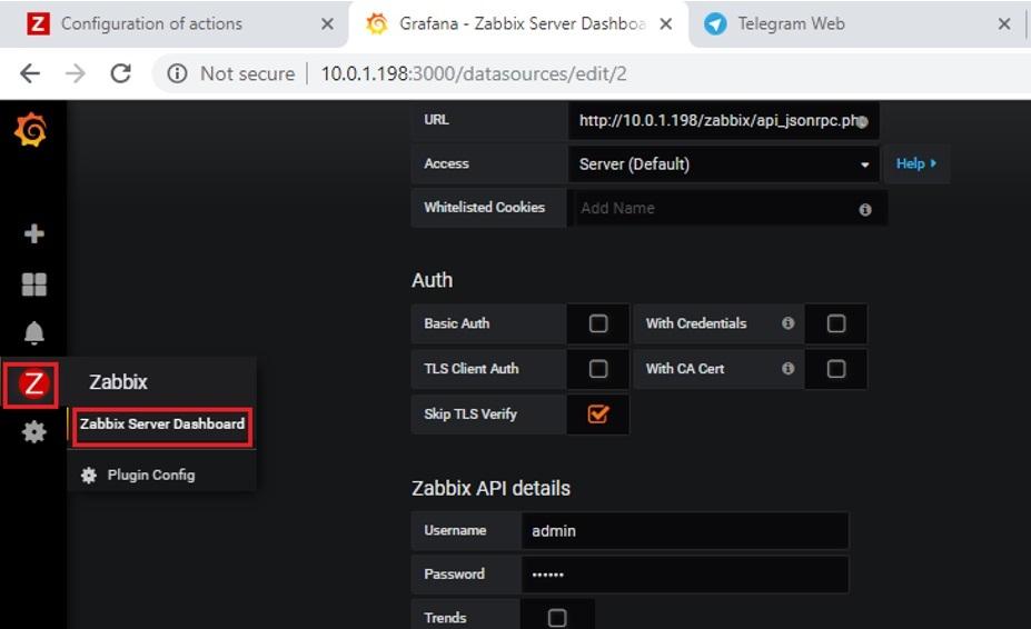 ITFORVN.COM zabbix-8.9 Zabbix monitoring network 8: Zabbix Grafana