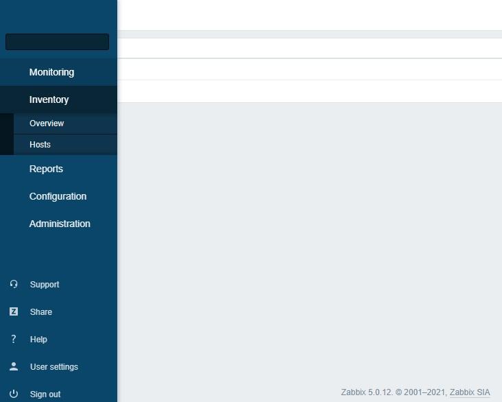 Zabbix 10.2 - Zabbix monitoring network 10:Upgrade Zabbix from 4.4 to 5.0 LTS